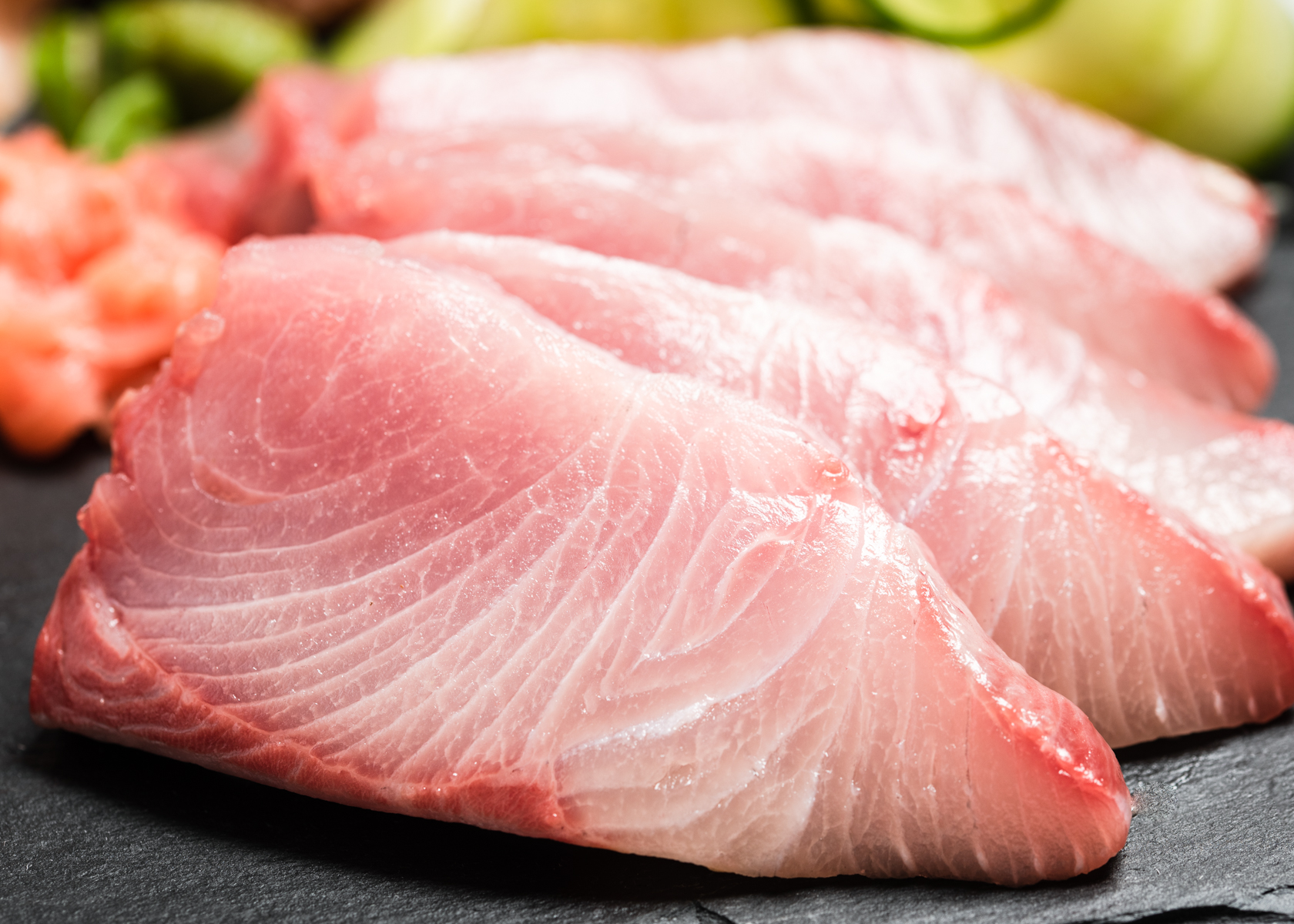 Kingfish Sashimi