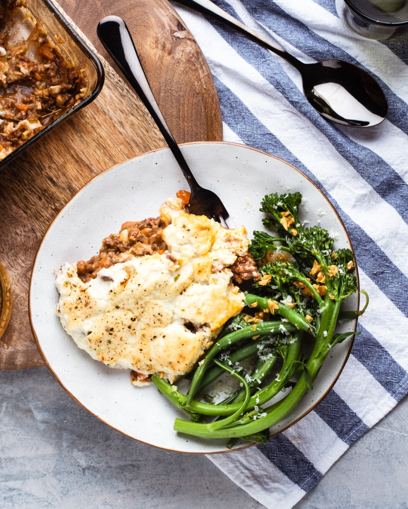 Cottage Pie (low carb)